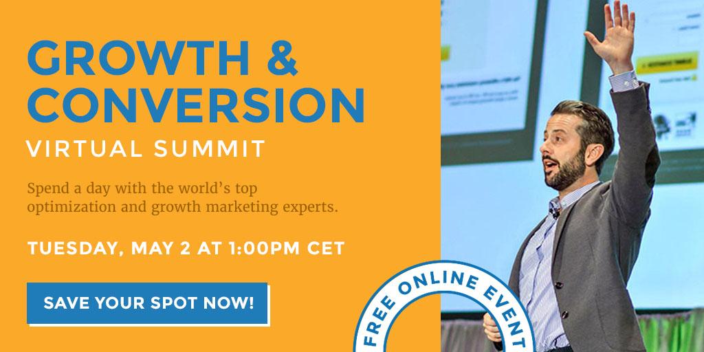 Growth & Conversion Virtual Summit